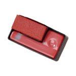6/B6K – Red Ink Pad